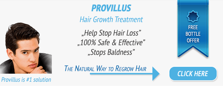 Provillus for hair loss treatment