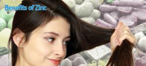 Healthy properties of zinc