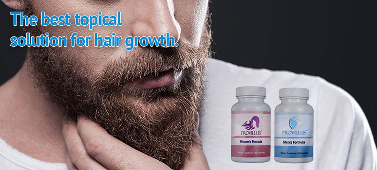 Minoxidil Topical Solution For Hair Growth