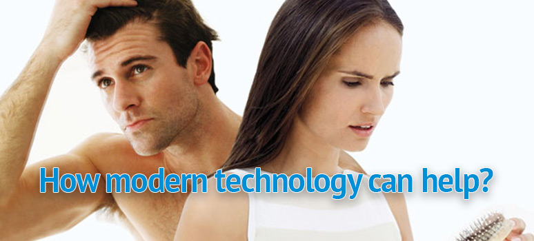 Provillus is modern technology for hair loss